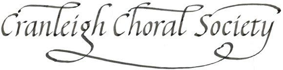 cranleigh choral society